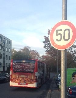 Bus Tempo 30 Mariahof