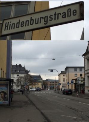 Hindenburgstrasse
